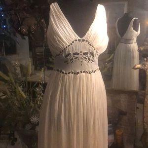 Catherine Malandrino gorgeous flowing dress size 6